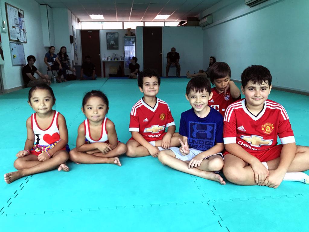 Muay Thai for Kids Singapore  www JRMuayThai com