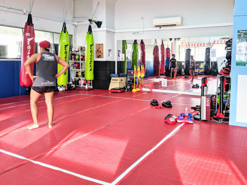 Muay Thai Lessons Bukit Batok Singapore | JR Muay Thai