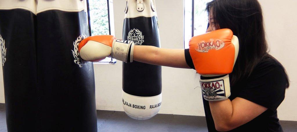 Muay Thai for Women