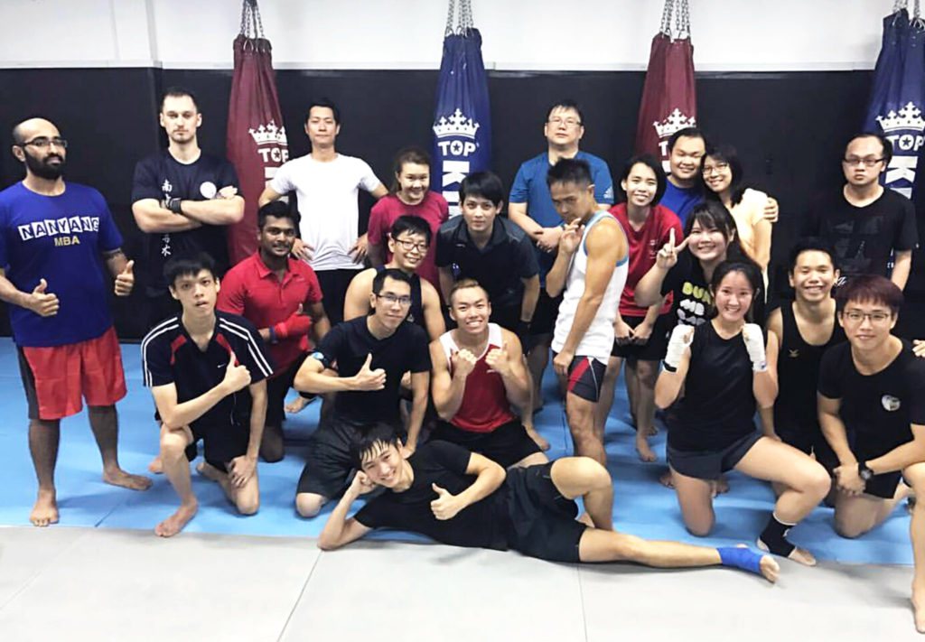 Muay Thai in the West